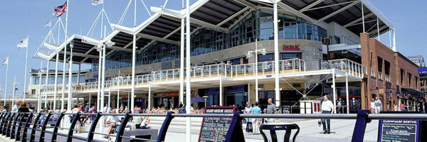 Pubs and Clubs at Gunwharf